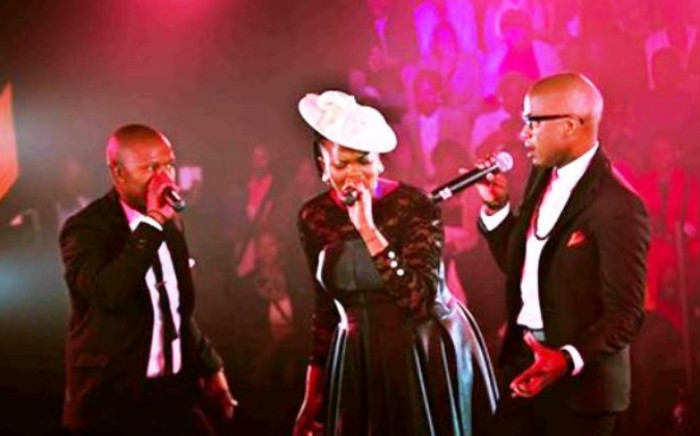 South African acapella group, The Soil. Picture: Facebook.