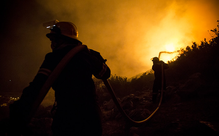 FILE: The Labour Department has now joined the investigation into a building fire in the Johannesburg CBD at the weekend, killing two firefighters. Picture: Thomas Holder/EWN
