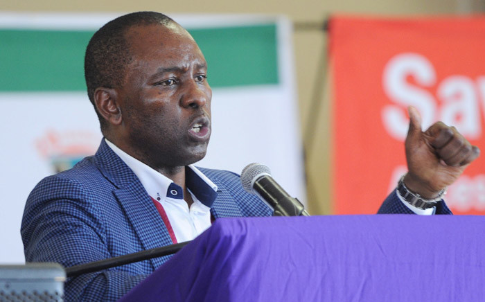 FILE: Former Mineral Resources Minister Mosebenzi Zwane. Picture: GCIS.
