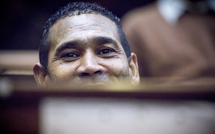 Convicted gang boss George 'Geweld' Thomas has been sentenced to life in prison for murders and other crimes in the Western Cape High Court.Thomas will serve seven life sentences concurrently for the crimes he masterminded between 2006 and 2010. Picture: Thomas Holder/EWN
