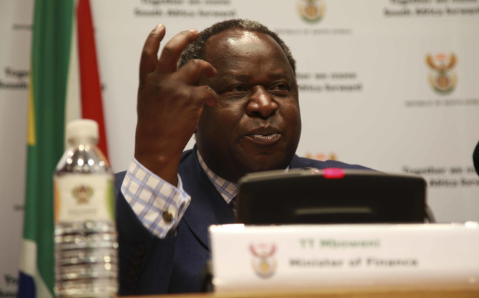 FILE: Finance Minister Tito Mboweni. Pictures: Cindy Archillies/EWN