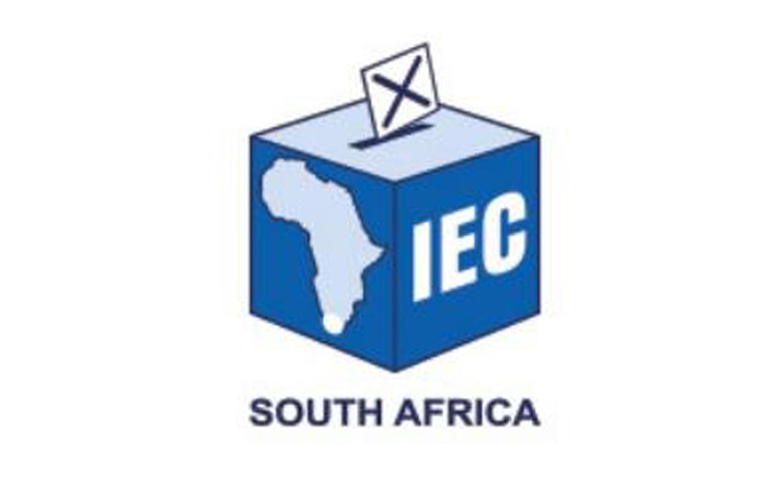 Picture: @IECSouthAfrica.