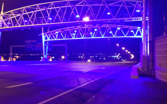 Gauteng's multibillion rand e-tolling network was switched on at midnight on 3 December. Picture: Christa van der Walt/EWN