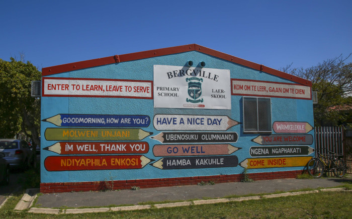 Bergville Primary School in Bishop Lavis has been burgled three times since the beginning of this school year. Picture: Cindy Archillies/EWN