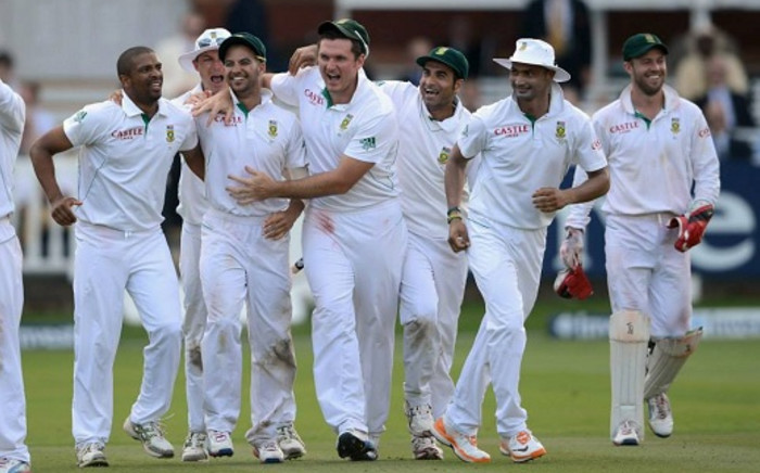South Africa are closing in on a series leveler in the second test against Australia following a good performance with both bat and ball at Axxess St. George's on Saturday. Picture: Facebook.com.