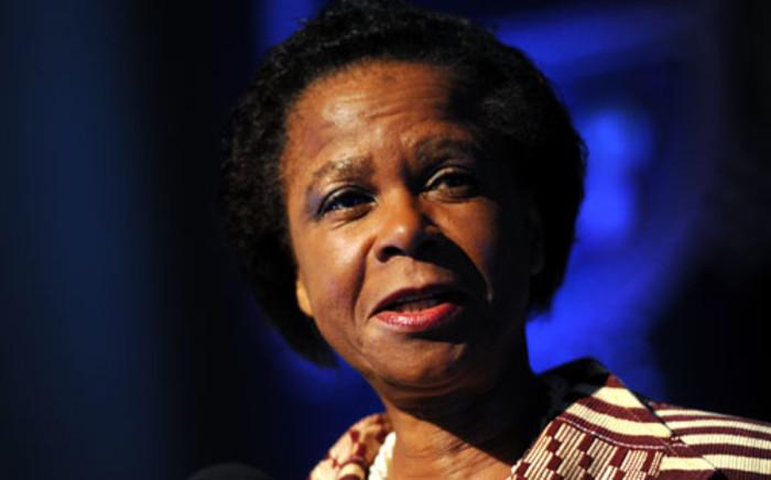 Agang leader Mamphela Ramphele. Picture: Sapa