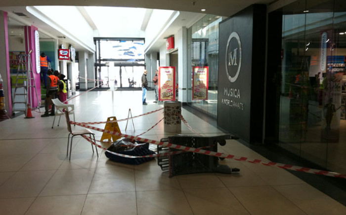 Several shopping malls have been targeted by thieves recently, with the Maponya Mall in Soweto hit on Monday 1 September 2014. Picture: Facebook.