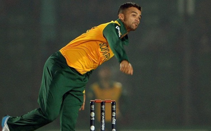 Proteas all-rounder JP Duminy in action at the ICC World Twenty20. Picture: Facebook.