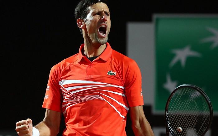Novak Djokovic. Picture: @DjokerNole/Twitter