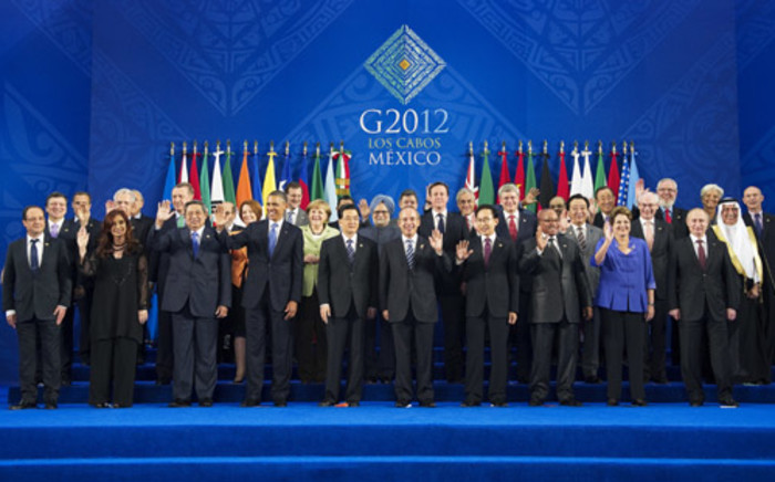 FILE: The G20 will also discuss taxation and the withdrawal of the Federal Reserve's extraordinary stimulus. Picture: UN.