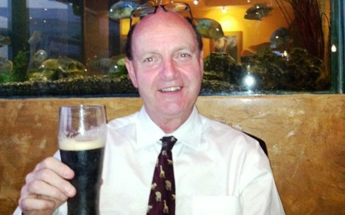 Forensic investigator Paul O'Sullivan. Picture: Tara Penny/EWN.