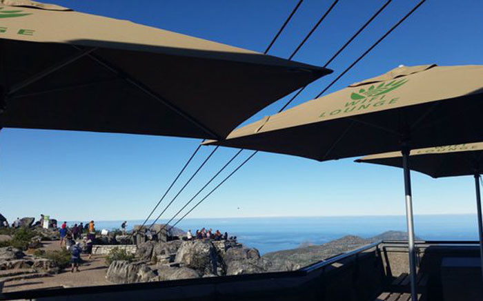 Table Mountain Cableway. Picture: Twitter @TableMountainCa.