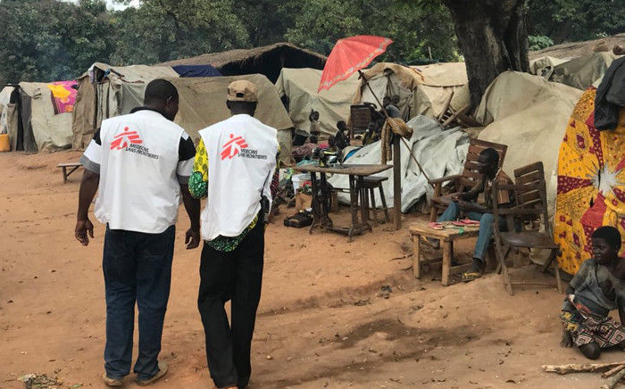FILE: MSF provides life-saving surgery, inpatient and outpatient services, maternity services and paediatric care to displaced Batangafo residents. Picture: Kevin Brandt/EWN.