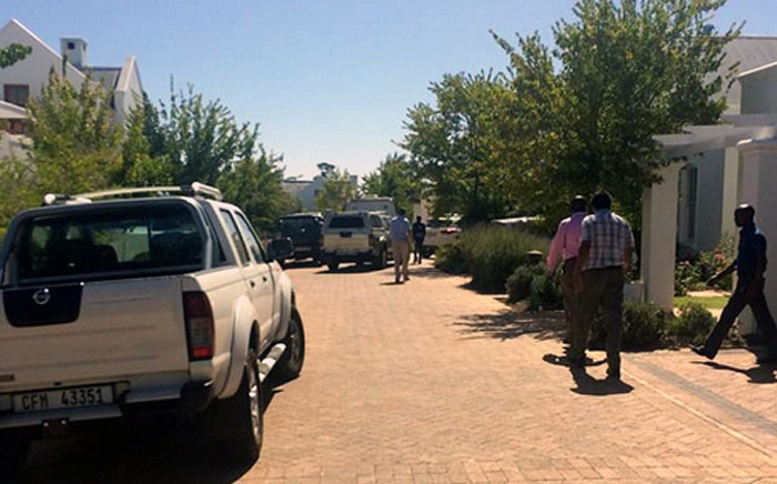 FILE: The suspect was asked to hand himself over to police in the presence of his lawyer this afternoon. Picture: Masa Kekana/EWN.