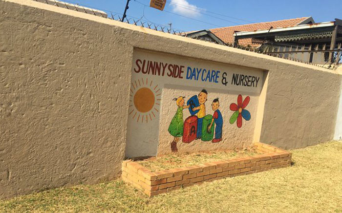 FILE: Officials visited the Sunnyside Daycare & Nursery and found the centre was not complying with safety standards. Picture: EWN
