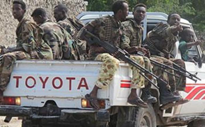 FILE: Eight Islamist gunmen infiltrated the main AU base in Mogadishu and killed three peacekeepers. Picture: EWN