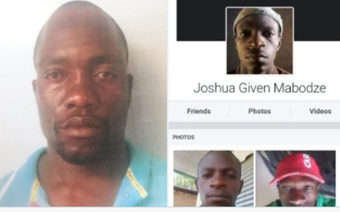Police are searching for Mali Dube and Given Mabodze who disappeared after the alleged killing of eight people in Zandspruit, Honeydew on 19 May 2021. Picture: Twitter/SAPoliceService