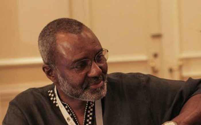 Former Zimbabwean Industry Minister Nkosana Moyo. Picture: Twitter/@DrNkosana