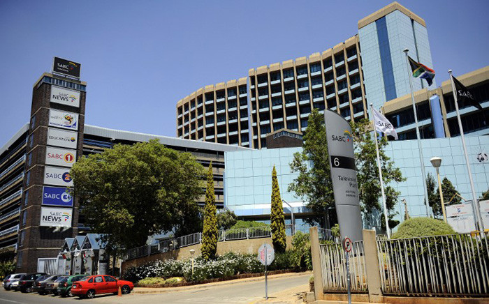 SABC headquarters in Auckland Park, Johannesburg. Picture: AFP