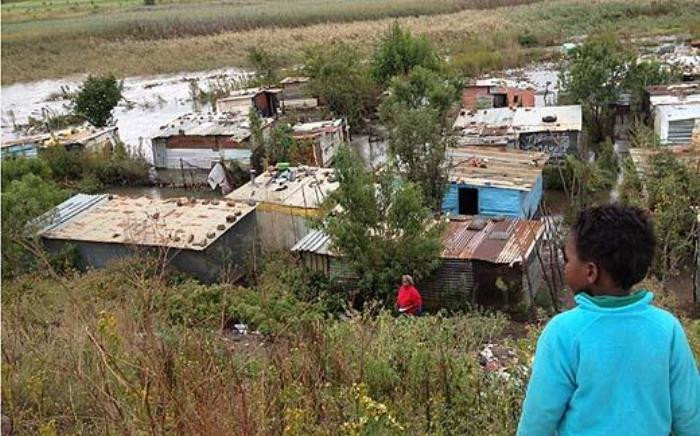 FILE: The Kliptown Informal Settlement. Picture: Govan Whittles/EWN.