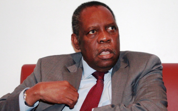 Confederation of African Football president Issa Hayatou. Picture: EPA/STR.