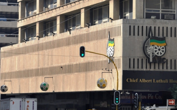 The ANC's headquarters, Luthuli House, in central Johannesburg. Picture: WikiCommons.