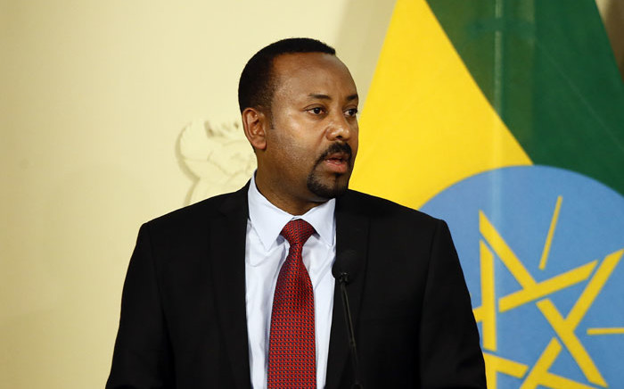 FILE: Prime Minister of Ethiopia Abiy Ahmed Ali. Picture: AFP
