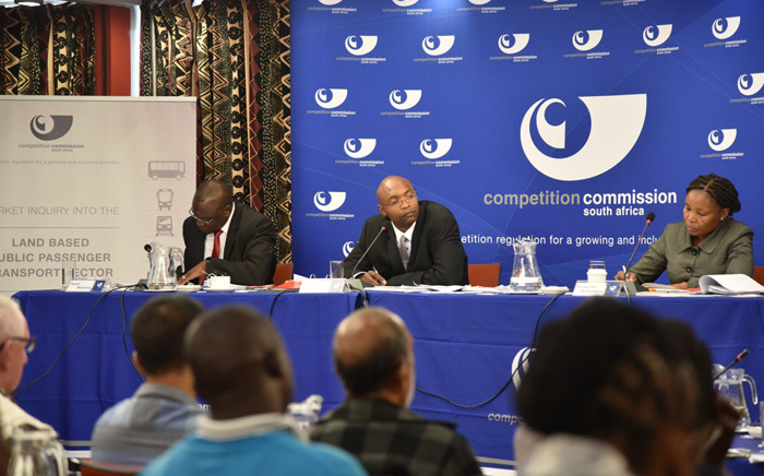 The Competition Commission's inquiry into land-based public passenger transport is in Durban for three days holding a market inquiry with the purpose of investigating various business practices that allegedly harm competition and consumers. Picture: Twitter/@CompComSA