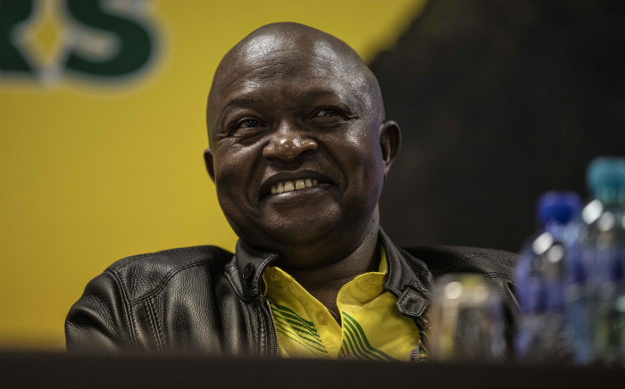 ANC deputy president David Mabuza at an NEC meeting in Irene on 1 April 2019. Picture: Abigail Javier/EWN