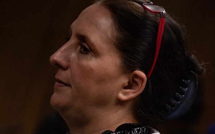 FILE: Vicki Momberg appeals her sentence at Johannesburg High Court on 11 June 2019. Picture: Kayleen Morgan/EWN