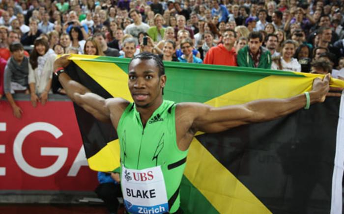 FILE: Jamaica's Yohan Blake. Picture: AFP