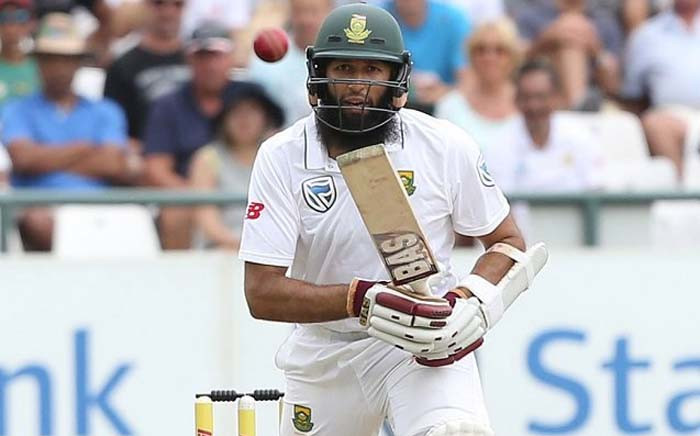 FILE: South African batsman Hashim Amla in action during the second Test against England at Trent Bridge on 14 July 2017. Picture: @OfficialCSA.