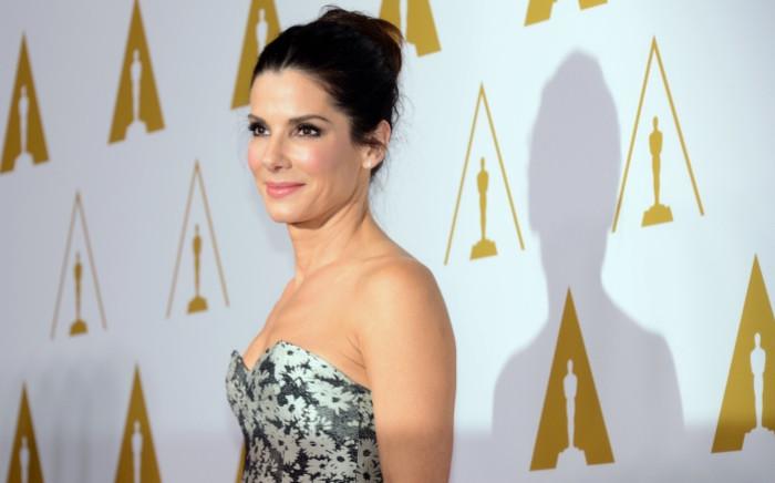 Sandra Bullock. Picture: AFP.