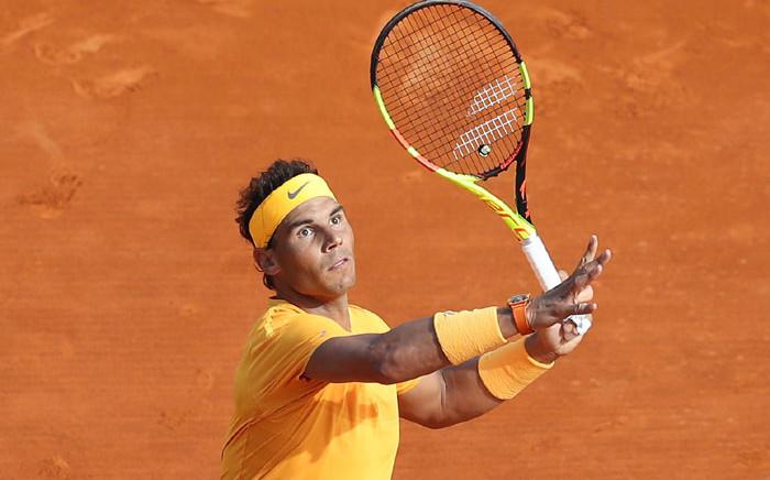 Rafa Nadal. Picture: AFP