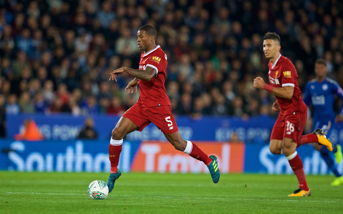 Liverpool players in action against Leicester City on 19 September 2017. Picture: @lfc