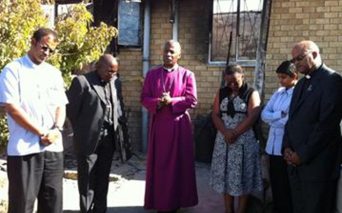 FILE: Makgoba was amongst a group of religious leaders who led a march to Parliament on Saturday.