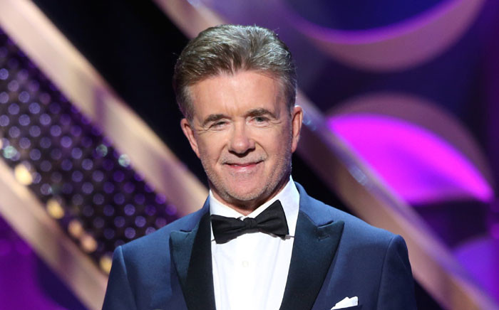 TV personality Alan Thicke speaks onstage during The 42nd Annual Daytime Emmy Awards at Warner Bros. Studios on 26 April 2015 in Burbank, California. Picture: AFP