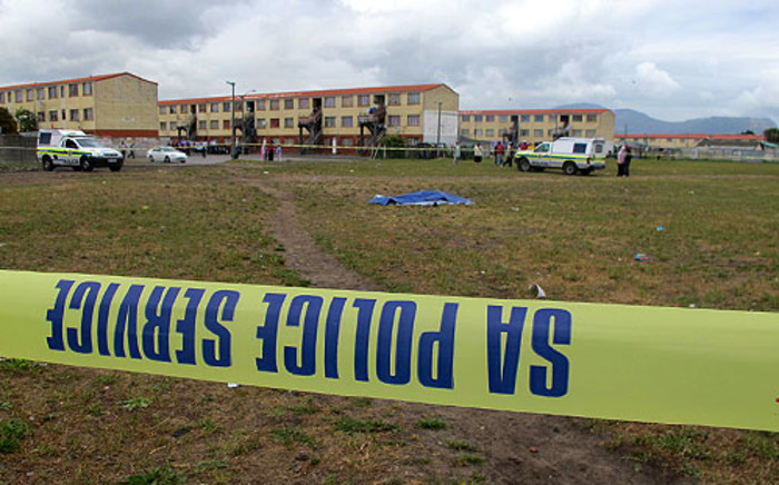 FILE: The victim of a 2011 gang shooting in Hanover Park. Picture: Aletta Gardner/EWN.