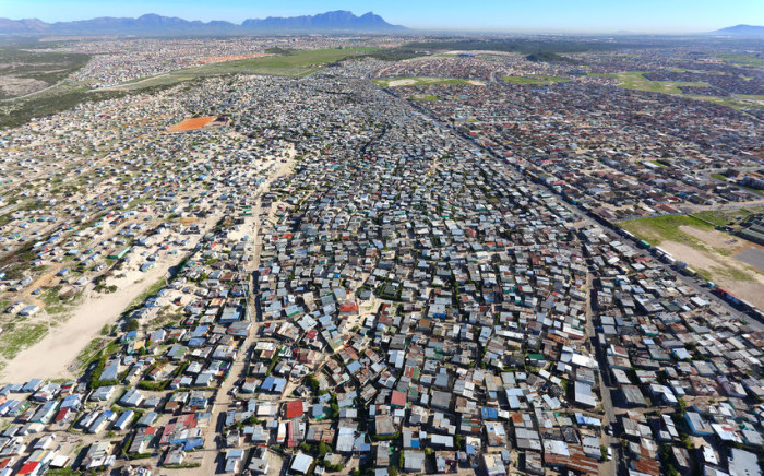 FILE: An aerial view of Khayelitsha in Cape Town. Picture: 123rf.com