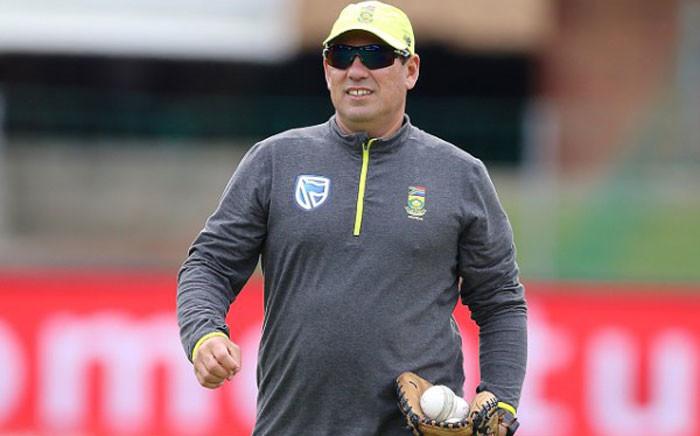 FILE: Proteas head coach Russell Domingo. Picture: cricket.co.za.