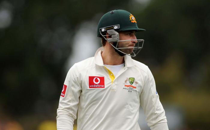 FILE: Australian batsman Phil Hughes. Picture: EPA.