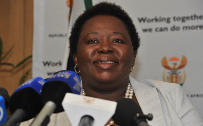 Acting Cabinet spokesperson Phumla Willams. Picture: GCIS