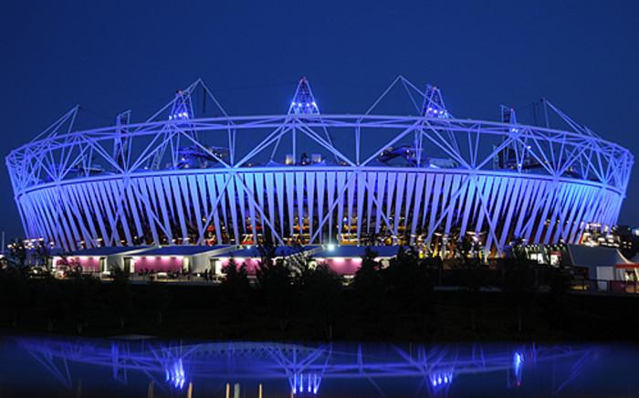 2012 London Olympic Stadium. Picture: London2012.com