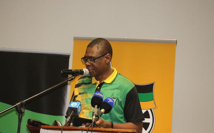 FILE: Gauteng ANC chairperson Paul Mashatile. Picture: @GautengANC/Twitter.