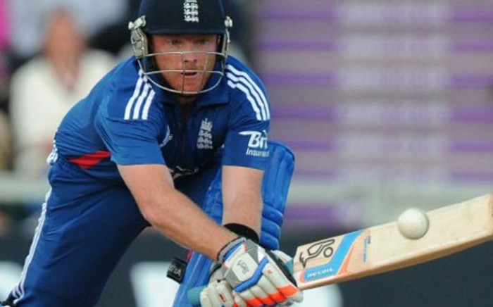 England's Ian Bell. Picture: AFP.