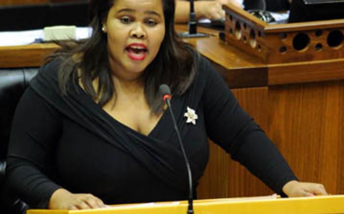 Democratic Alliance parliamentary leader Lindiwe Mazibuko. Picture: Elmond Jiyane/GCIS