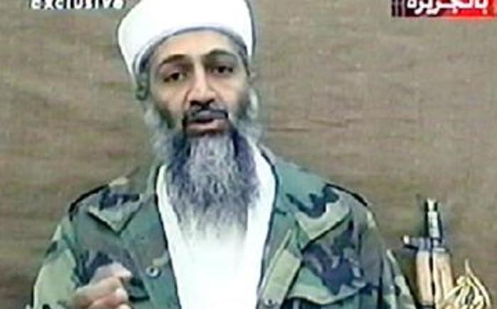 Osama bin Laden. Picture: AFP