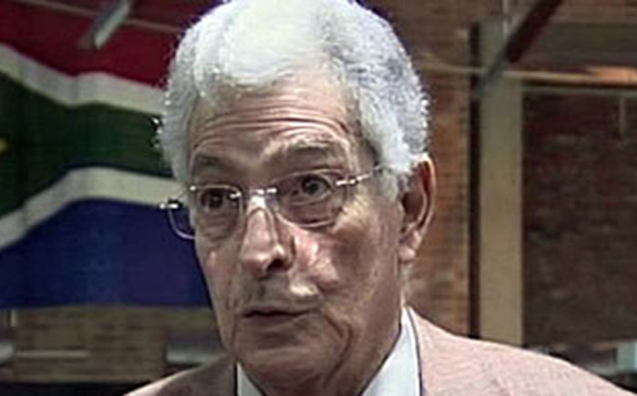 Former Chief Justice Arthur Chaskalson.
