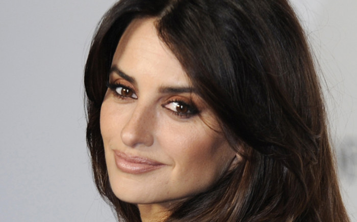 Spanish actress Penelope Cruz. Picture: EPA.