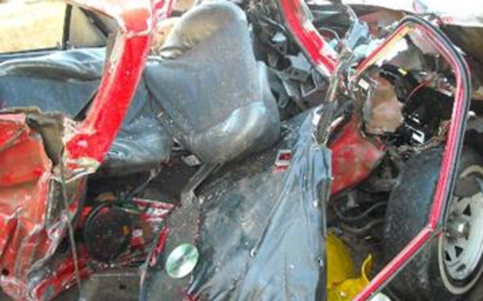 FILE: Five people have died in accidents on South African roads in the past 24 hours.